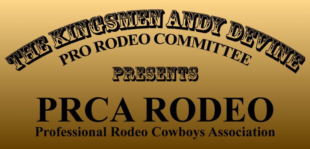 PRCA Rodeo Kingman
