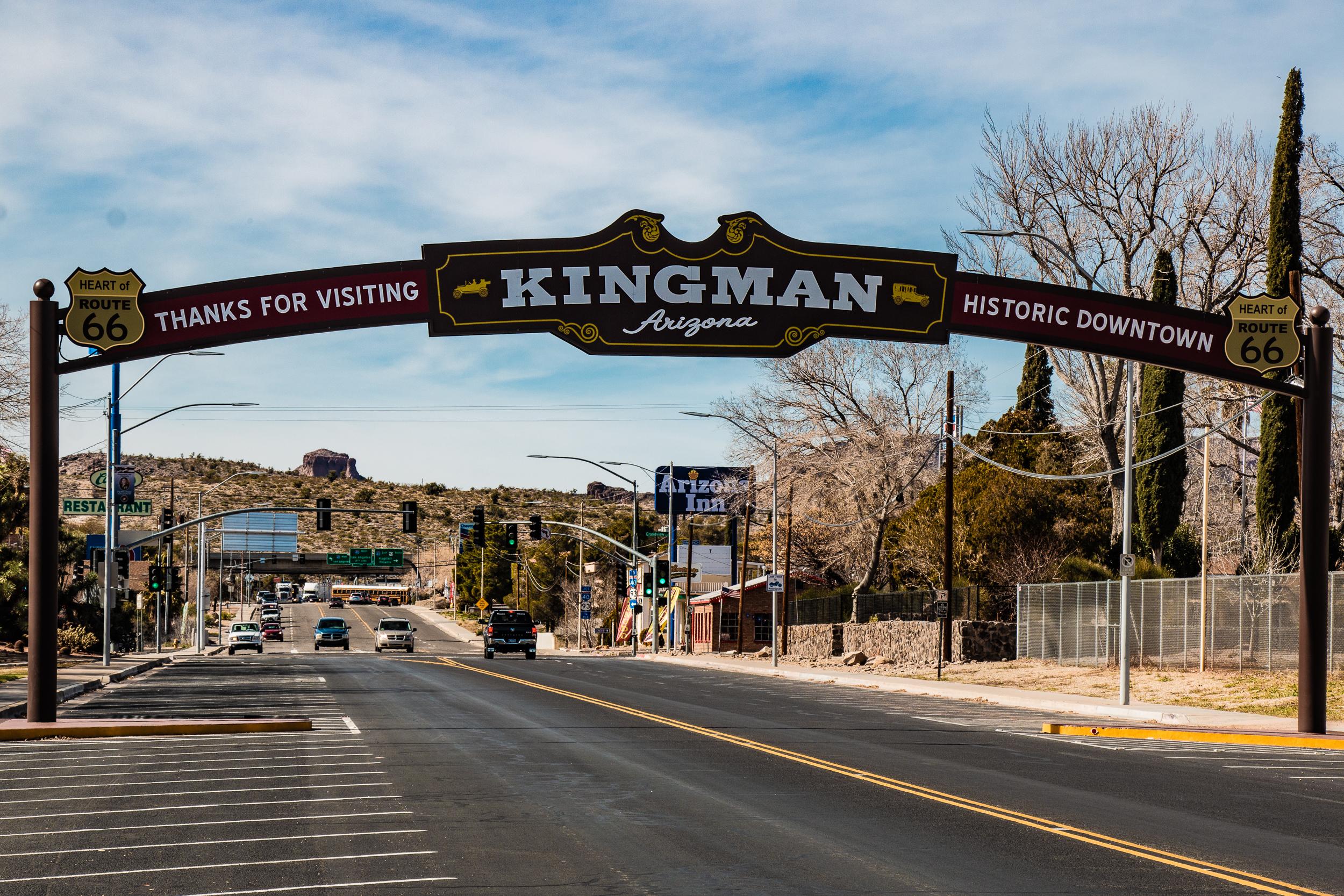 Things To Do In Kingman Az The Kingsmen