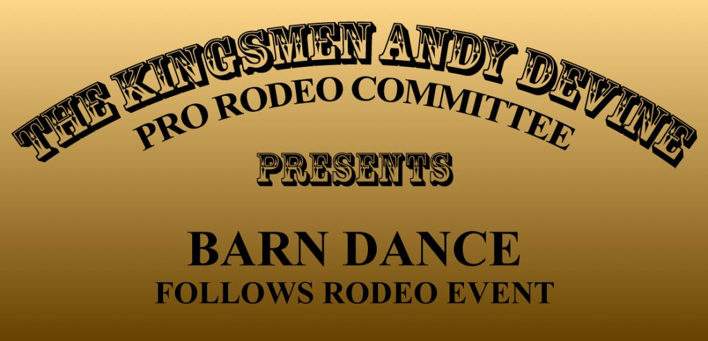 Kingman Rodeo Barn Dance