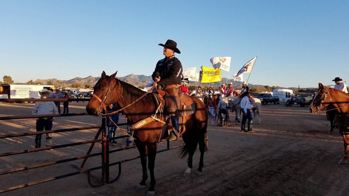 PRCA Rodeo Kingman AZ 2018